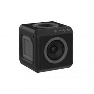 audioCube Portable; BLACK