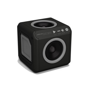 audioCube Modular Portable Black
