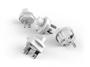 ReWirable Travel Plugs