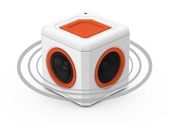 audiocube 360stopni