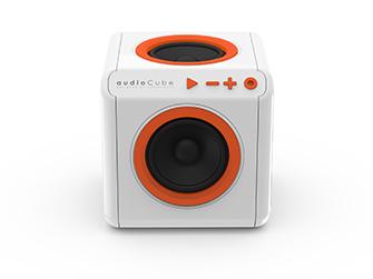 sterowanie audiocube